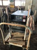 Miller Dimension 652 CC/CV.DC Arc Welding Power Source, s/n MD500180C (Location: Learning Center)