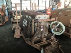 Lot Comprising of Unknown Make Trailer, Lincoln Welding Power Source Generator, No Title (
