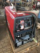 Lincoln 250 GXT Ranger Welding Power Source Generator, s/n U1140109864 (Location: Learning Center)