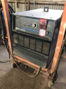 Miller Deltaweld 452 CC.DC Welding Power Source, s/n MD040030C (Location: Learning Center)