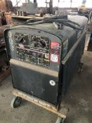 Lincoln Shield-ARC SA-250 Arc Welding Power Source Generator, s/n U1981004613 (Location: Learning
