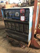 Miller Dimension 452 CC/CV.DC Arc Welding Power Source, s/n LJ101269C (Location: Learning Center)