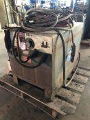 Miller SRH-333 DC Arc Welding Power Source, s/n HJ177820 (Location: Learning Center)