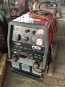 Lincoln 225 Ranger Welding Power Source Generator, s/n U1110512759 (Location: Learning Center)