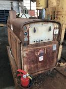 Lincoln Welding Power Source Generator (Location: Learning Center)