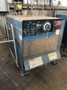 Miller Gold Star 300 SS DC Arc Welding Power Source, s/n KD533336 (Location: Learning Center)
