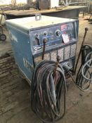 Miller Gold Star 302 CC.DC Arc Welding Power Source, s/n LF122858 (Location: Learning Center)