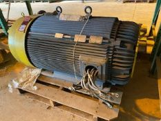 RELIANCE 400 HP Electric Motor (Location: Motor Warehouse)