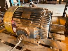 75 HP Electric Motor (Location: Motor Warehouse)