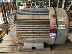 SPARTAN 100 HP Electric Motor (Location: Motor Warehouse)