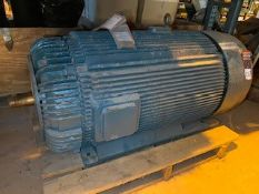 BALDOR RELIANCE 450 HP Electric Motor (Location: Motor Warehouse)