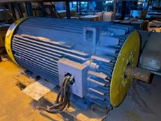 GENERAL ELECTRIC 300 HP Electric Motor (Location: Motor Warehouse)