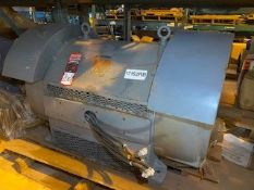 WESTINGHOUSE 350 HP Electric Motor (Location: Motor Warehouse)