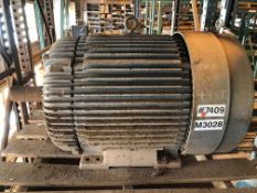 RELIANCE 100 HP Electric Motor (Location: Motor Warehouse)