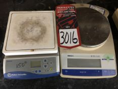 Lot Comprising of (1) FISHER SCIENTIFIC Stirring Hot Plate, s/n 507N0018, and (1) METTLER TOLEDO