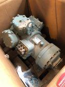 TOTALINE 6E275TC Semi Hermetic Compressor (Location: Motor Warehouse)