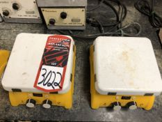 Lot Comprising of (2) THERMO SCIENTIFIC Ceramic Stirring Hot Plates, s/n C1950130417252, and