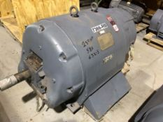 WESTINGHOUSE 250 HP Electric Motor (Location:Motor Building)
