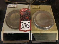 Lot Comprising of (2) METTLER PE 1600 Digital Laboratory Scales (Location: Metallurgical Lab)