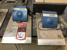 Lot Comprising of (2) VARIOMAG Electronic Stirrers, s/n 40518602, and 0410385 (Location: