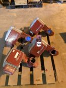 Lot Comprising of (4) MAXON Natural Gas Sto Vent Valves (Location: Motor Warehouse)