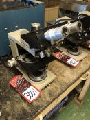 BAUSCH & LOMB Balplan Binocular Head Microscope, w/ B&L 10X W.F. Eyepieces, and 10/.25, 10x