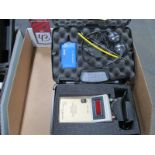 (2) Leak Detectors, (1) VIC #LD20, (1) AccuTrak-vpe