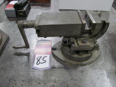 "4"" Wilton Universal Machine Vise"