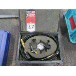 Nitrogen Accumulator Charging Kit