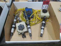 (3) Ingersoll Rand #1RPNC1 Pneumatic Screwdrivers
