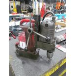 Milwaukee #4201 Magnetic Drill