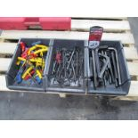 Lot of Assorted Hex Wrenches
