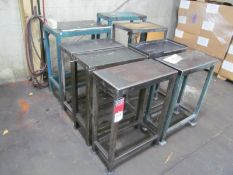 (8) Steel Tables