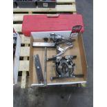 Gear Puller w/ Bearing Splitters