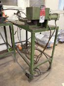 IDEAL APE080 Pneumatic Blade Shear, s/n 110100