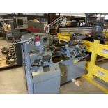 """Monarch 10EE Lathe, 13x24, 6"""" 3-Jaw, Aloris, Taper, DRO, Collet Pull, Rebuilt by Monarch. s/n"""