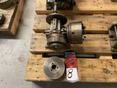"Ellis 5"" 3-Jaw Dividing Head with plates"