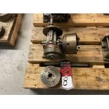 """Ellis 5"""" 3-Jaw Dividing Head with plates"""