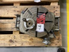 "12"" Vertical Mill Rotary Table asset # 10032185"