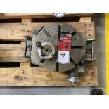 """12"""" Vertical Mill Rotary Table asset # 10032185"""