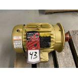 5 HP Baldor Motor
