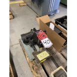 """Delta 31-340 1"""" Belt, 8"""" Drum Sander s/n P9412"""