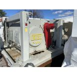 NOV F-1000 Triplex Pump with 1000 HP Teco Westinghouse Motor, Variable Speed Drive, Cooling Fans,