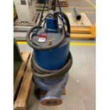 "Barmesa model 6BSE60044LDS Pump, 11"" Impeller, 60 HP, Electric"