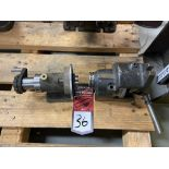 Collet style Milling attachments