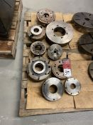 lot of (9) Spindle Mounts