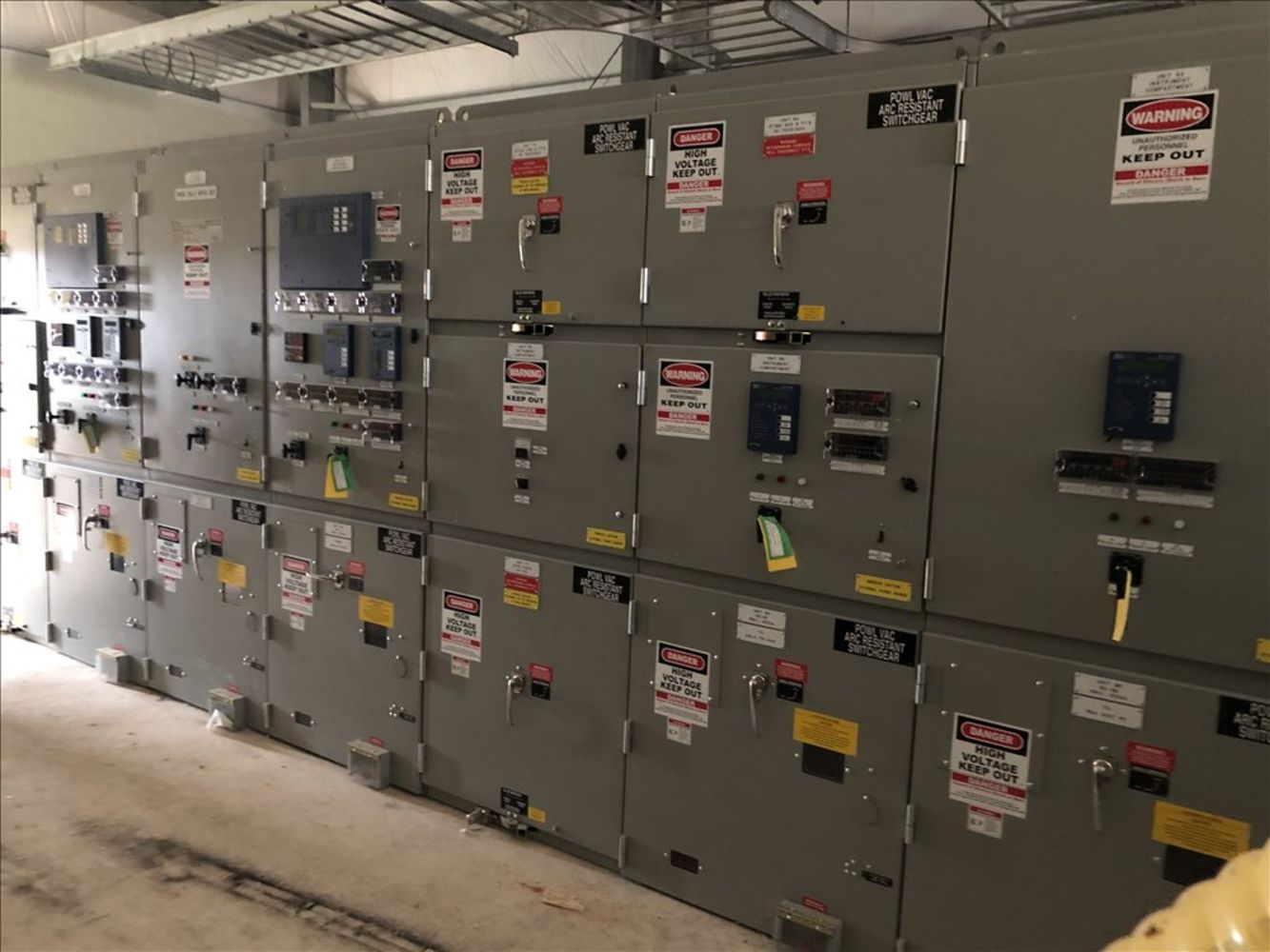 Brand New 2015 Electrical Infrastructure Equipment - Never Installed or Put Into Service