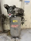 Dayton 5 HP Air Compressor
