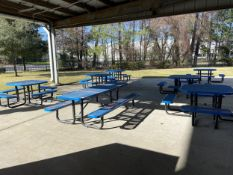 (7) Lunch Tables