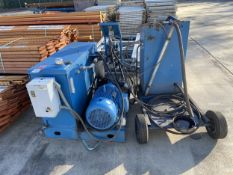 20 HP Hydraulic Power Pack